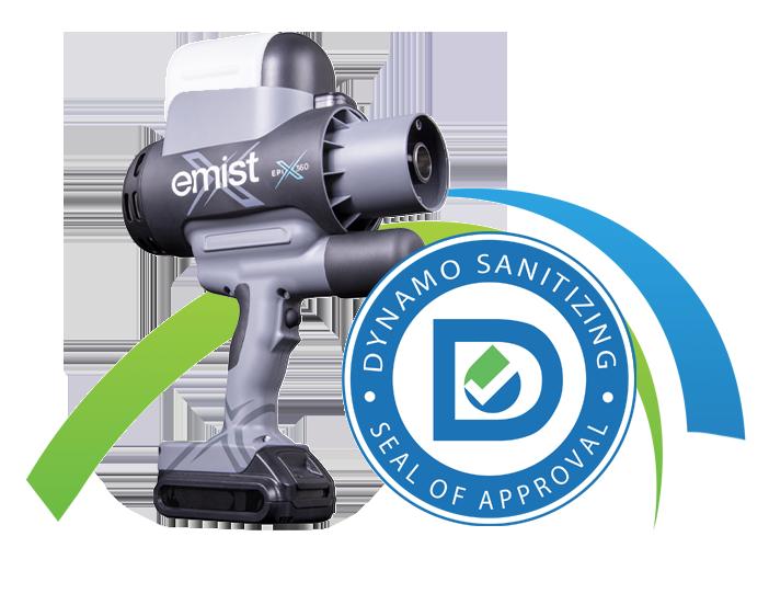 Dynamo Sanitizing